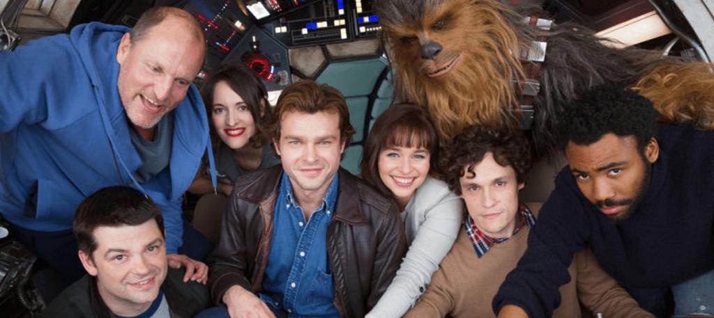 Editor de Han Solo foi demitido e professor de atuação contratado para ficar no set