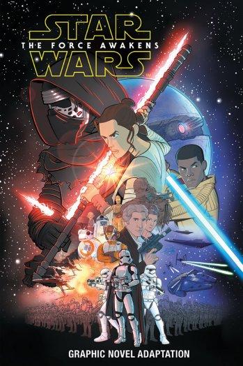 Star Wars: O Despertar da Força ganhará HQ voltada ao público infantil