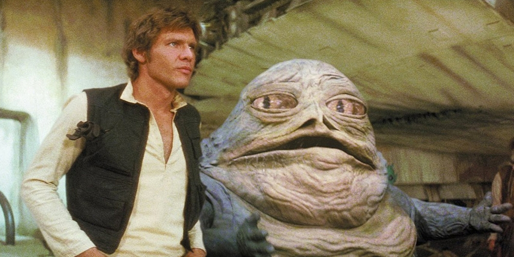 Rumor diz que Jabba the Hutt tem papel importante no filme do Han Solo