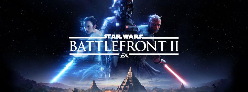 Trailer de Battlefront II destaca o início do beta
