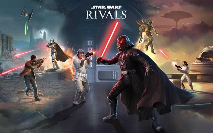 Star Wars Rivals: novo jogo de tiro para smartphones