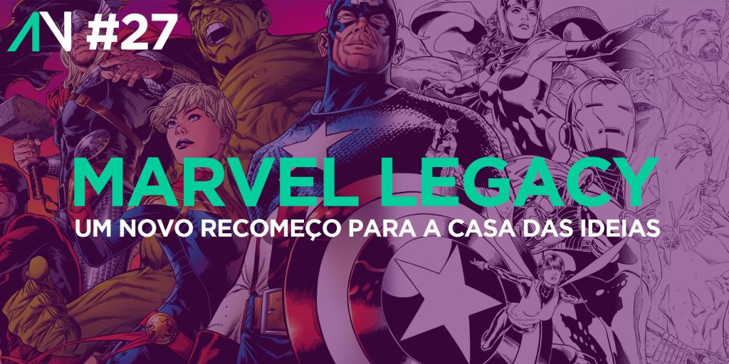 Capa Variante 27 – Marvel Legacy