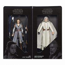 Confira primeiras imagens dos colecionáveis de Luke e Rey