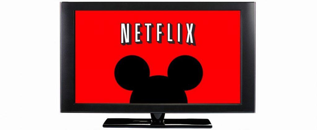 Filmes da Disney, Marvel e Star Wars vão começar a ser retirados da Netflix