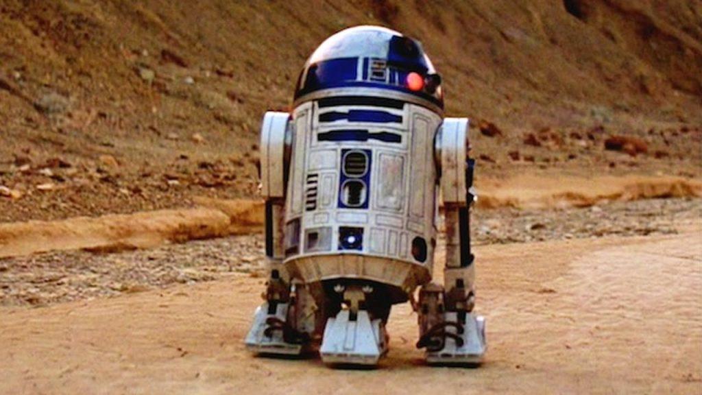 R2-D2 usado nos filmes é leiloado por US$ 2,7 milhões