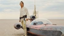 Um filme sobre o jovem Luke Skywalker não funcionaria, diz Mark Hamill