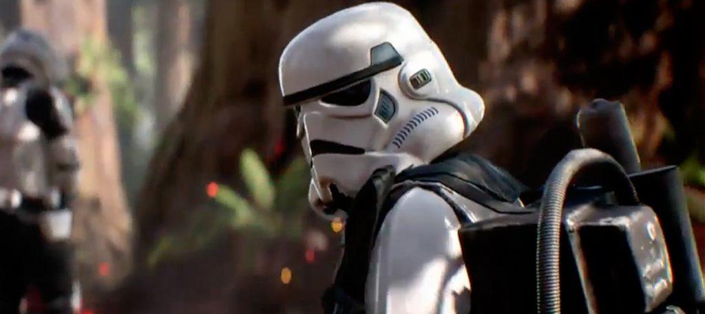 Evento revela novo vídeo de Star Wars Battlefront II