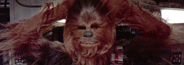 Ron Howard mostra Chewbacca nos bastidores das gravações