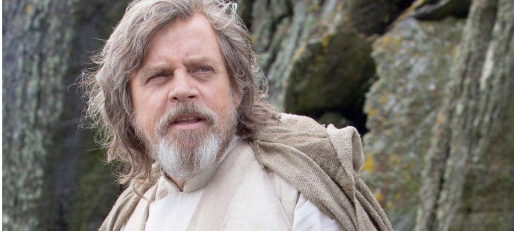 Mark Hamill fala sobre a relação de Luke com o sabre de luz