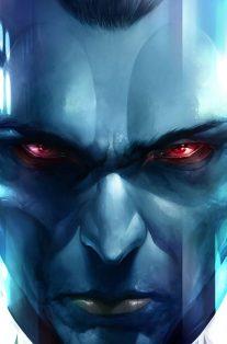 Marvel vai adaptar livro Thrawn para os quadrinhos