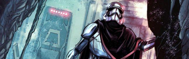 HQ da Capitã Phasma vai mostrar como vilã sobreviveu aos eventos de O Despertar da Força