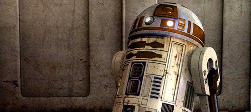 Veja o novo droide R2 do filme do Han Solo