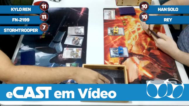 eCast em Vídeo: Final   Torneio Loja D6 – Jul/17   Gui Fonseca vs. Uiberon Araújo
