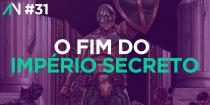 Capa Variante 31 – O fim do Império Secreto