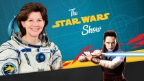 Astronaut Cady Coleman, New 'Science and Star Wars' Sneak Peek, and Your Star Wars Show Fan Art!