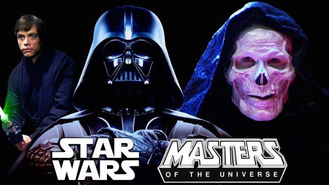Rip Offs de Star Wars : Qual a relação entre Star Wars e  He-Man ?