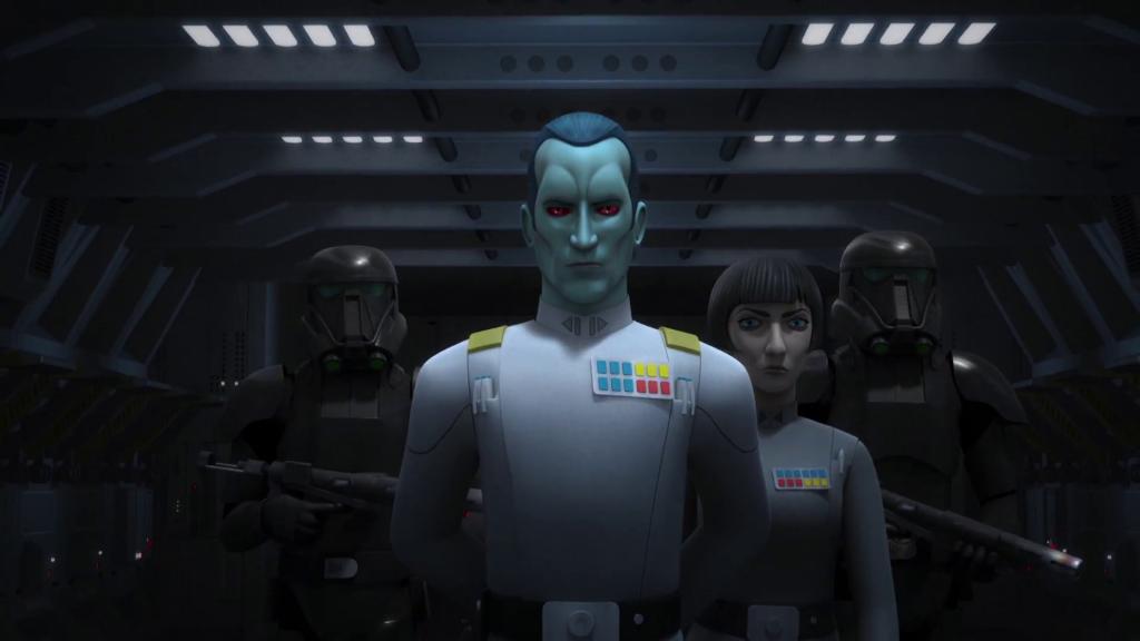 Star Wars Rebels   O que tivemos de novo no trailer de Rebels?