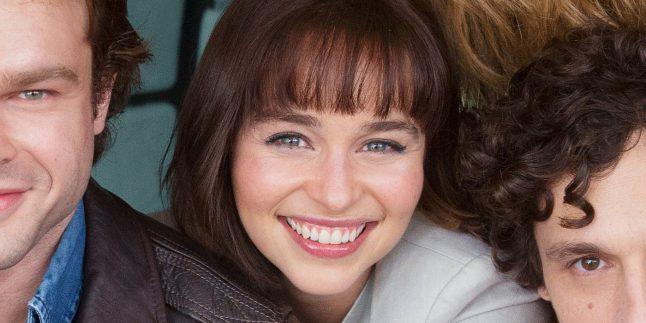 Emilia Clarke termina filmagens do derivado de Star Wars