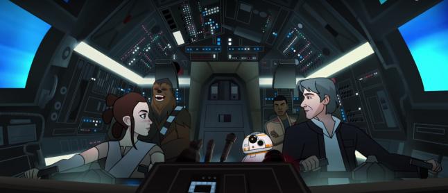 Star Wars: Forces of Destiny ganha novo trailer; confira