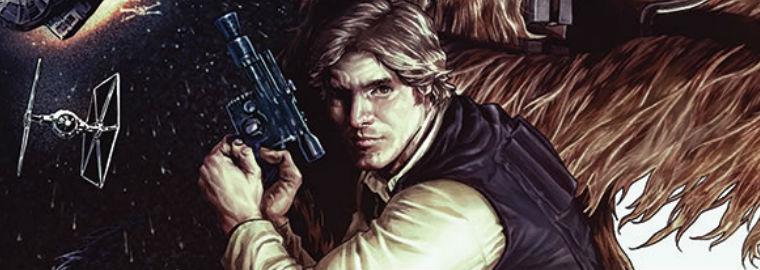 Final da minissérie focada no contrabandista será lançada na edição nacional de Darth Vader