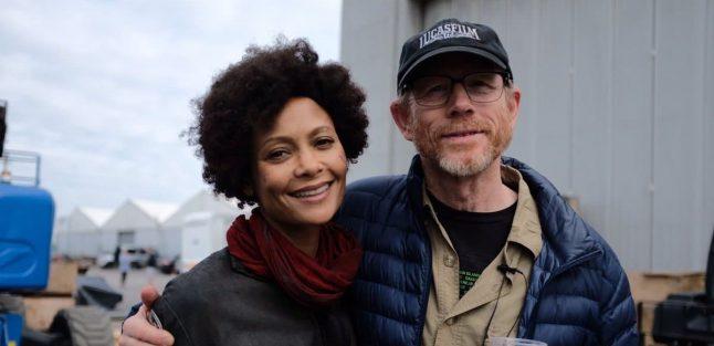 Foto pode ter dado pistas sobre personagem de Thandie Newton