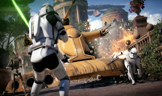 Beta de Battlefront II terá quatro modos de jogo; Beta público começa amanhã