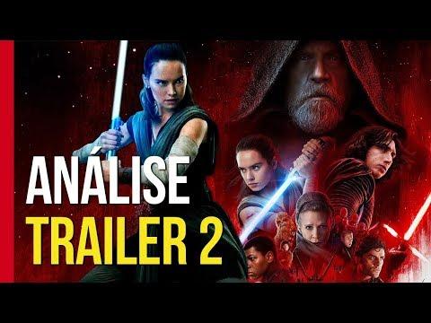 QUE TRAILER FANTÁSTICO (Star Wars: Os Últimos Jedi | Análise do Trailer 2)