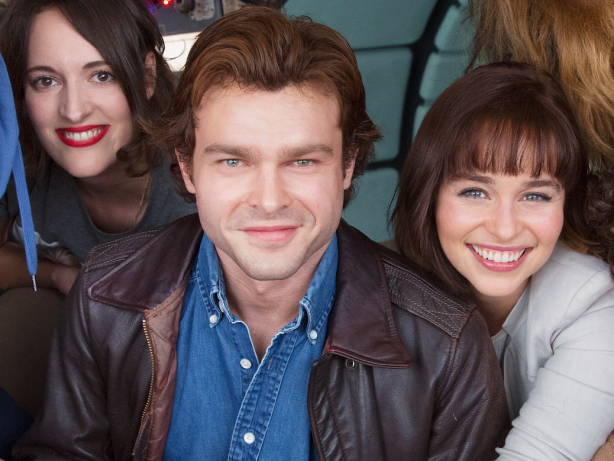 Trailer de Han Solo pode já estar pronto e ser lançado ainda neste ano
