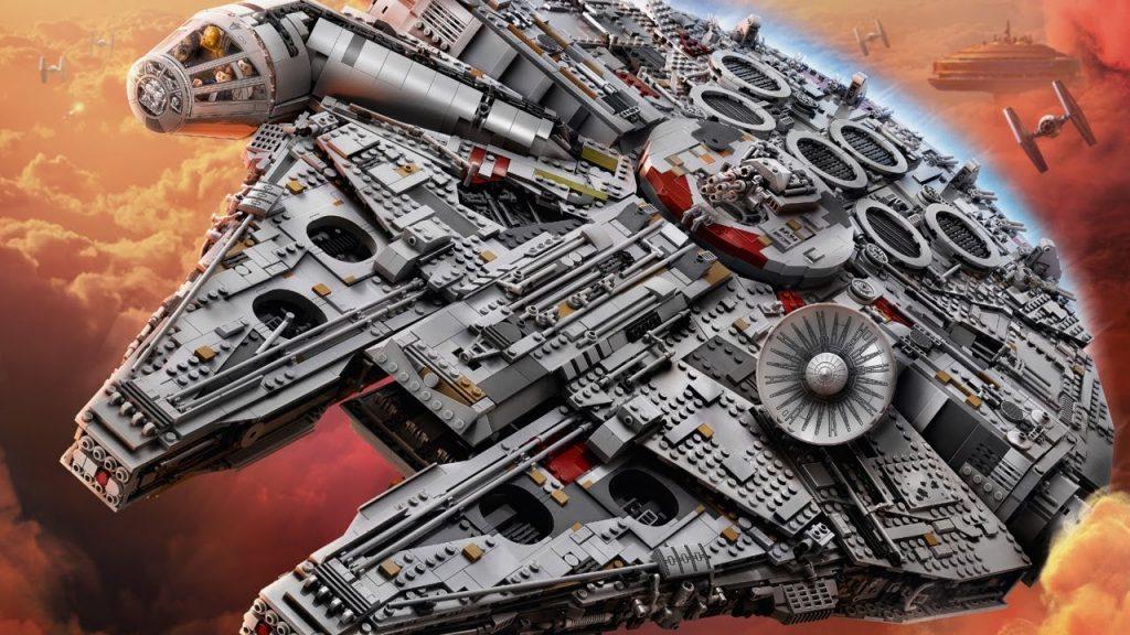 Vídeo mostra construção do maior kit LEGO do mundo!