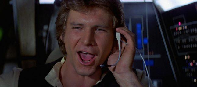 Equipe de Han Solo festejou o fim das gravações antes delas realmente terminarem