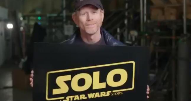 Solo – A Star Wars Story é o nome oficial do derivado sobre o contrabandista