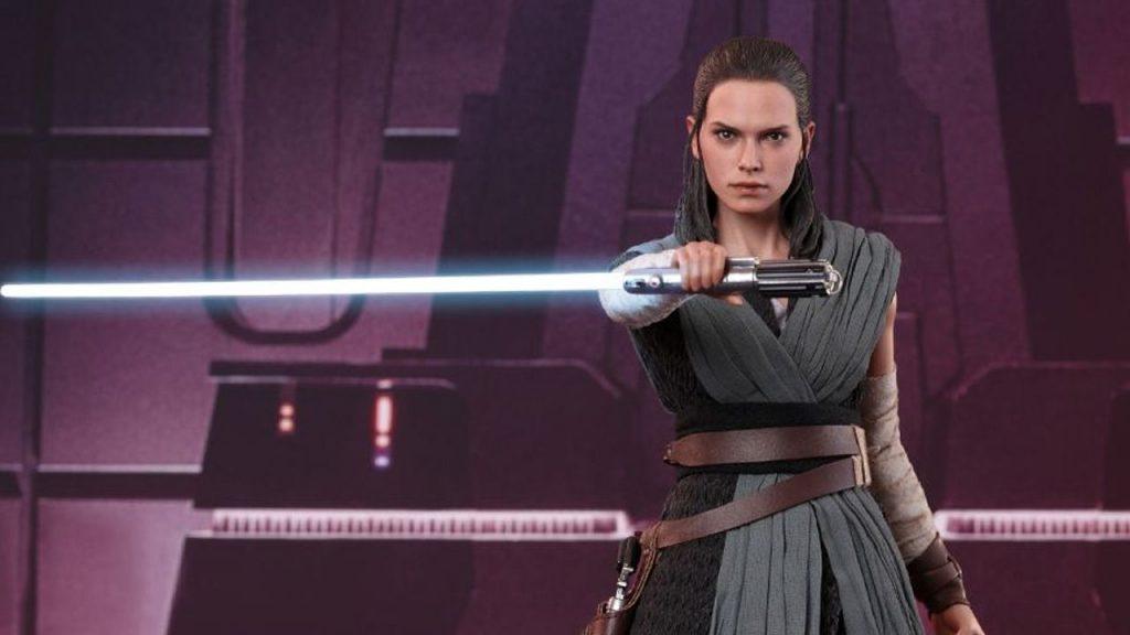 Hot Toys divulga colecionável com o novo visual da Rey