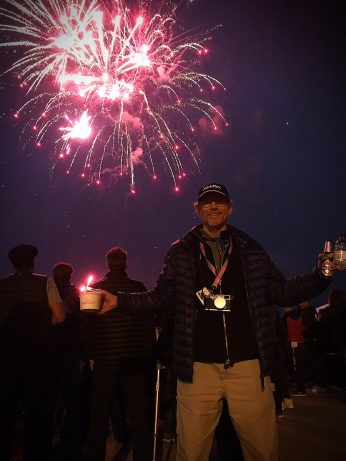Ron Howard publica foto para celebrar final das filmagens