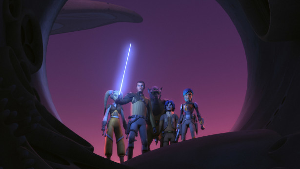 """""""Ter um fim digno a alcançar é algo para celebrar"""", diz showrunner sobre a última temporada de Rebels"""