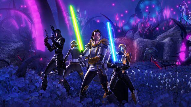 Expansões de Star Wars: The Old Republic podem ser jogadas gratuitamente