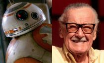 Dupla de peso: Stan Lee conversa com BB-8 em vídeo divertido