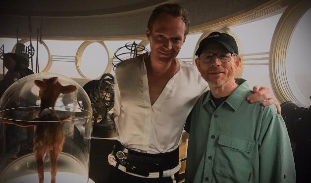Paul Bettany dá dica sobre seu misterioso personagem em Han Solo