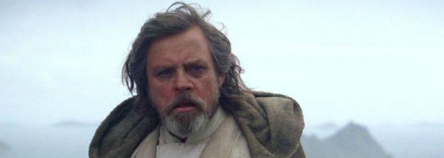 Luke é um guerreiro sem esperanças, segundo Mark Hamill