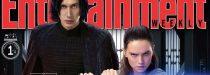 Adam Driver revela que Kylo Ren admira o poder de Rey