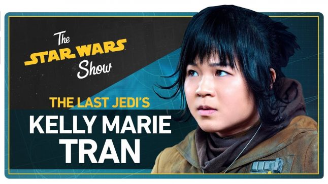 Kelly Marie Tran's The Last Jedi Prank and Google Home's Star Wars Trivia BTS