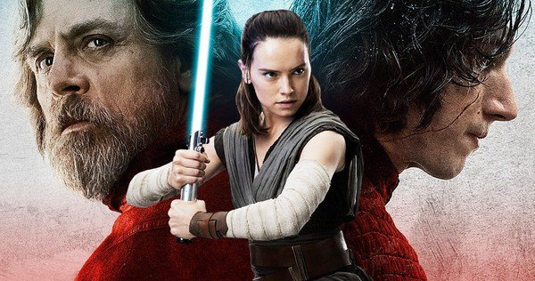 """Resenha: Os Últimos Jedi, """"Uma digna passagem de bastão"""""""