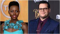 Após importunar Daisy Ridley, Josh Gad pede spoilers para Lupita Nyong'o