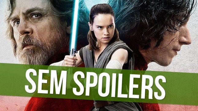 TRIUNFO OU DECEPÇÃO? (Star Wars: Os Últimos Jedi) | Crítica