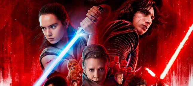 Apresentadora dá spoiler de Star Wars: Os Últimos Jedi AO VIVAÇO