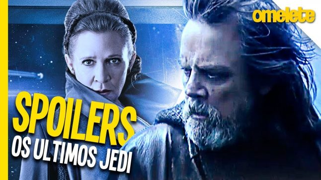 OS SPOILERS (e as polêmicas) DE STAR WARS VIII | OmeleTV
