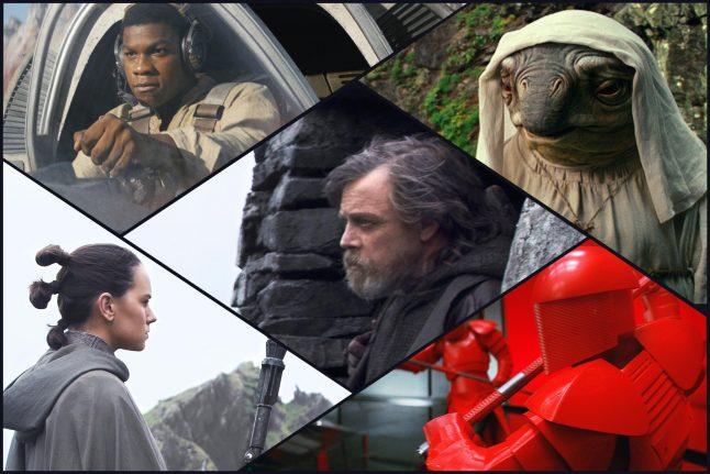 Point of View: O que esperar dos personagens (novos e antigos) de Os Últimos Jedi