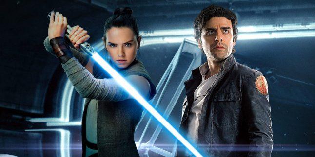 Daisy Ridley não quer um romance entre Rey e Poe no Episódio IX