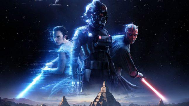 Atualização de Star Wars Battlefront II traz nave inédita e Crait para modo Batalha