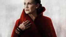 Rian Johnson considerou encerrar a história de Leia no Episódio 8