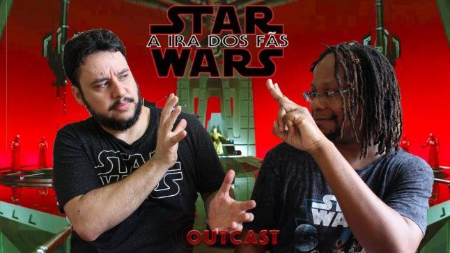 Star Wars: A ira dos Fãs (Feat. Conselho Jedi do Rio de Janeiro)